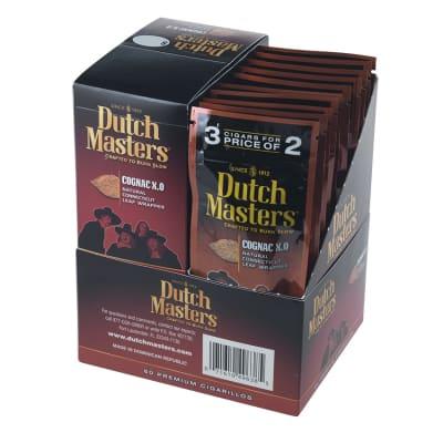 Dutch Masters Cigarillos Cognac XO 20/3-CI-DUC-COGN - 400