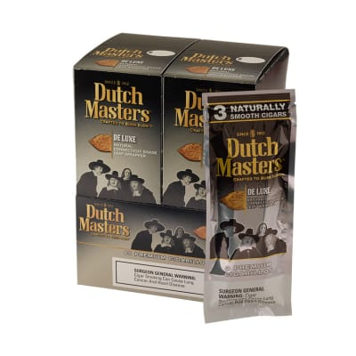 Dutch Masters Cigarillos Deluxe 20/3-CI-DUC-DELUXE - 400