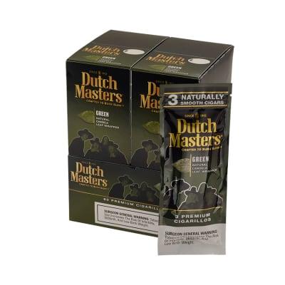 Dutch Masters Cigarillos Green 20/3-CI-DUC-GRN - 400