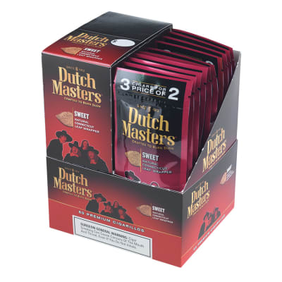 Dutch Masters Cigarillos Sweet 20/3-CI-DUC-SWEET - 400