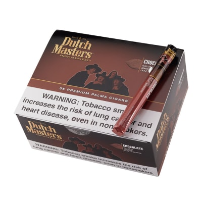 Dutch Masters Palma Chocolate-CI-DUT-PALNCHO - 400