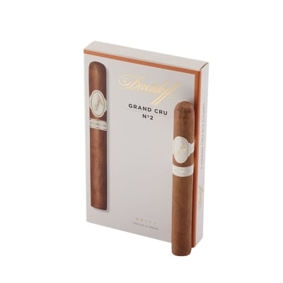 Davidoff Grand Cru Series No. 2 5 Pack-CI-DVG-2NPK - 400