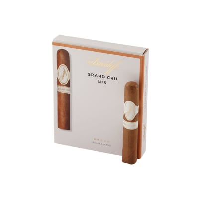 Davidoff Grand Cru Series No. 5 5 Pack-CI-DVG-5NPK - 400