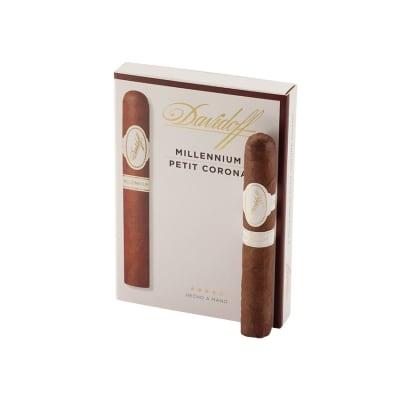Davidoff Millennium Petit Corona Pack-CI-DVM-PCORNPK - 400