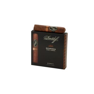 Davidoff Nicaragua Short Corona Cello 5 Pack-CI-DVN-SCORNPKZ - 400