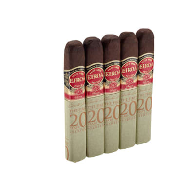 Eiroa The First 20 Years Robusto 5 Pack-CI-E20-ROBM5PK - 400