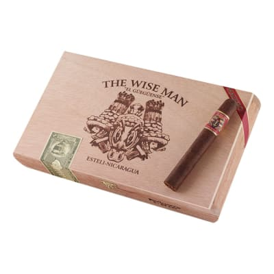 El Gueguense The Wise Man robusto Maduro-CI-ELG-ROBM - 400