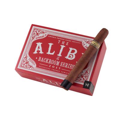 Espinosa The Alibi-CI-ETD-ALIBI - 400