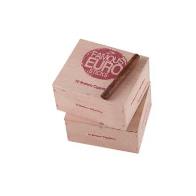 Euro Sticks Cigarillos-CI-EUR-100CIGM - 400