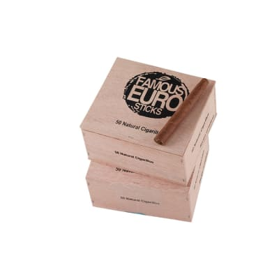 Euro Sticks Cigarillos-CI-EUR-100CIGN - 400