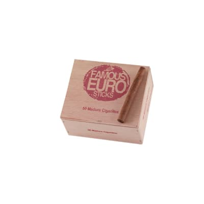 Euro Sticks Cigarillos-CI-EUR-CIGM - 400