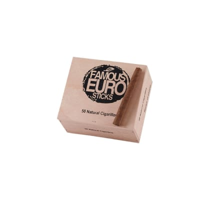 Euro Sticks Cigarillos-CI-EUR-CIGN - 400