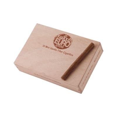 Euro Sticks Mini Vanilla Filter-CI-EUR-MINVNFT - 400