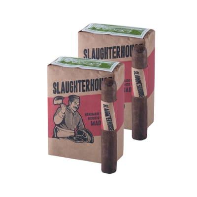 Slaughterhouse Robusto Promo-CI-FAM-SLUR - 400