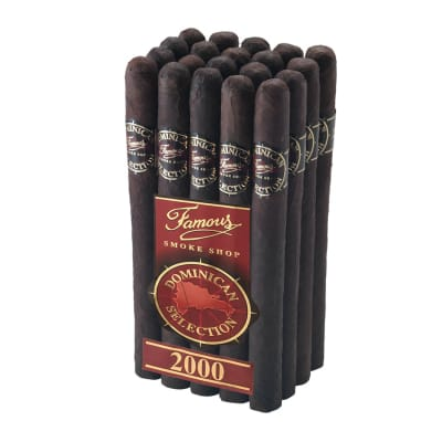 Famous Dominican 2000 Churchill-CI-FD2-CHUM - 400