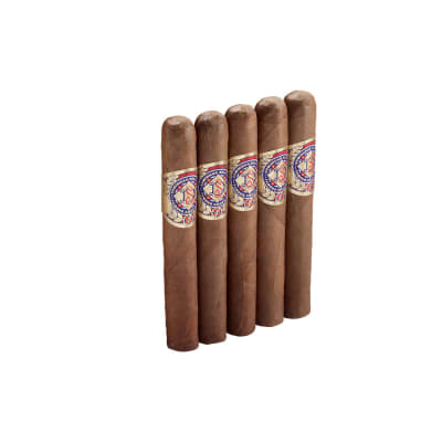 Famous Dominican Selection 4000 Toro 5 Pack-CI-FD4-TORN205P - 400