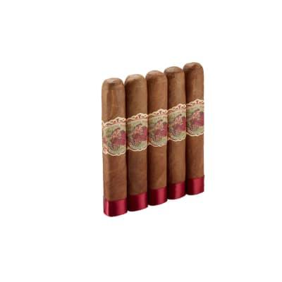 Flor De Las Antillas Robusto 5 Pack-CI-FDA-ROBN5PK - 400