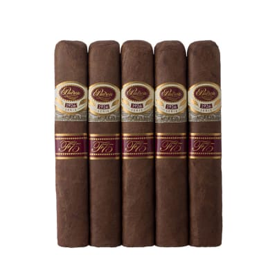 F75 By Padron Robusto 5 Pack-CI-FPA-F75N5PK - 400