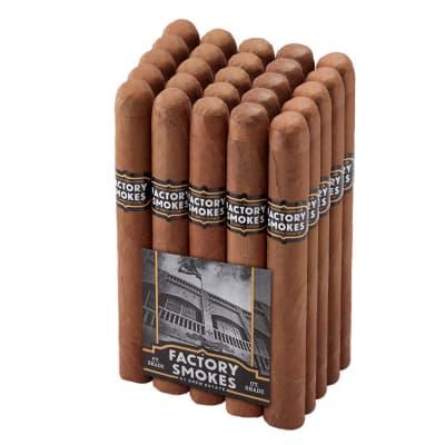 Factory Smoke CT Shade Churchi-CI-FSC-CHUN - 400