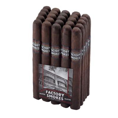 Factory Smokes Maduro Churchil-CI-FSM-CHUM - 400