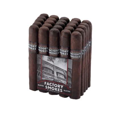 Factory Smokes Maduro Gordito - CI-FSM-GORDM