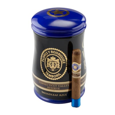 Flores Y Rodriguez Connecticut Valley Reserve Grand Toro Jar - CI-FYA-GTORJRN