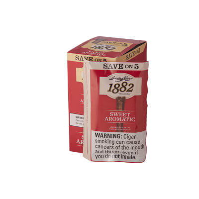 Garcia Y Vega 1882 Sweet Aromatic 8/5 - CI-G82-SWEET