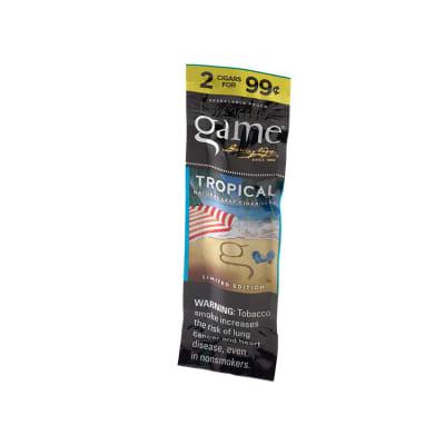 GyV Game Cig Tropical (2)-CI-GCI-TRO99Z - 400