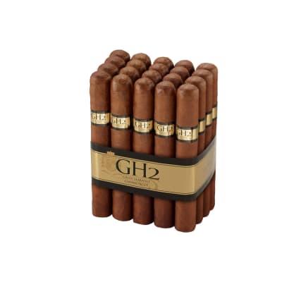 Gran Habano GH2 Connecticut Gordo-CI-GCT-GORN20 - 400
