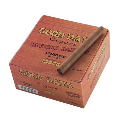 Good Days Factory Seconds Lonsdale Natural-CI-GDR-LONN - 400