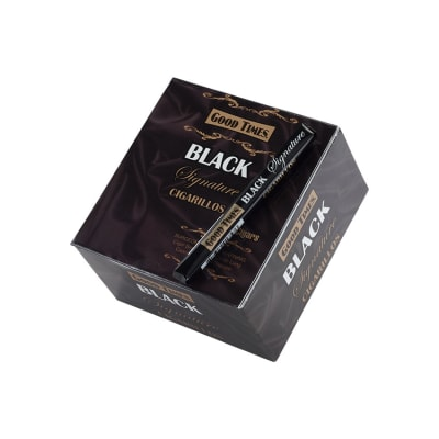 Good Times Cigarillos Black-CI-GDT-BLK60 - 400
