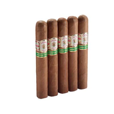 Gran Habano #1 Connecticut Gran Robusto 5 Pack - CI-GH1-GROBN5PK