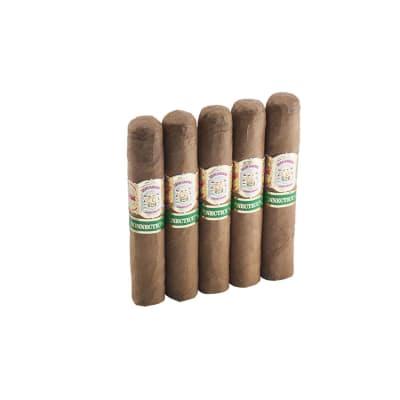 Gran Habano #1 Connecticut Rothschild 5 Pack-CI-GH1-ROTN5PK - 400