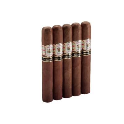 Gran Habano #3 Habano Gran Robusto 5 Pack-CI-GH3-GROBN5PK - 400