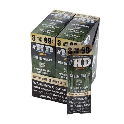 Good Times #HD Green Sweet 30/3-CI-GHD-GSWEN30 - 400