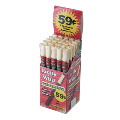 White Owl Silver 30 2 Cigars Natural