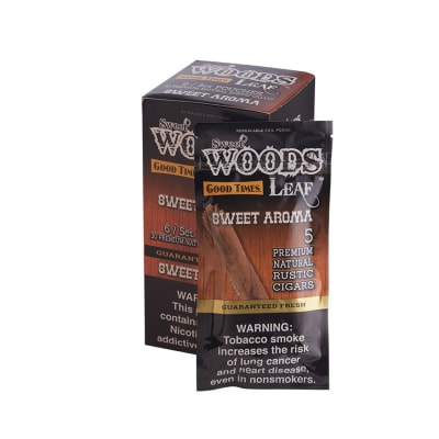 Good Times Sweet Woods Sweet Aroma 6/5 Pack - CI-GSW-SWTN