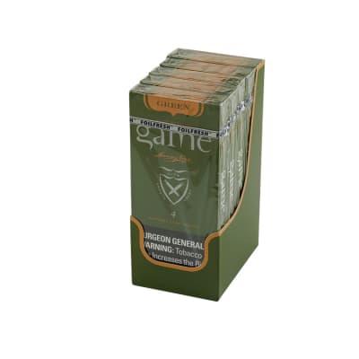 Garcia Y Vega Game Palma Green 5/4 Pack-CI-GYG-GRENPK - 400