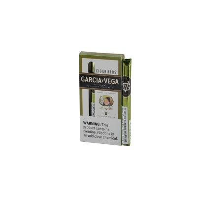 Garcia y Vega Cigarillos 5 Pack-CI-GYV-CIGCPKZ - 400