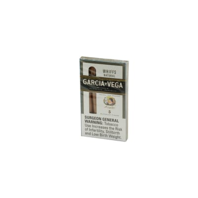 Garcia y Vega Whiff 5 Pack-CI-GYV-WHINPKZ - 400