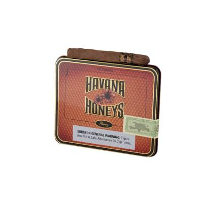 Havana Honeys Dominican Cigarillos Honey (10)-CI-HAH-TINHONZ - 400
