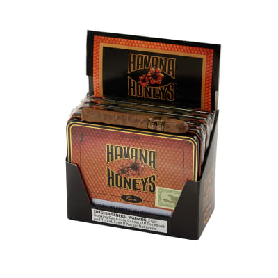 Havana Honeys Dominican Cigarillos Rum 5/10-CI-HAH-TINRUM - 400
