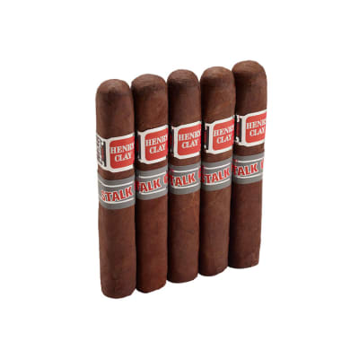 Henry Clay Stalk Cut Robusto 5 Pack-CI-HCC-ROBM5PK - 400
