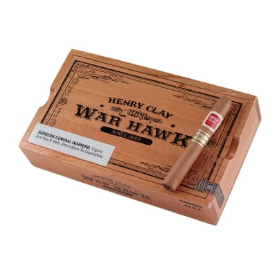 Henry Clay War Hawk Corona-CI-HWH-CORN - 400