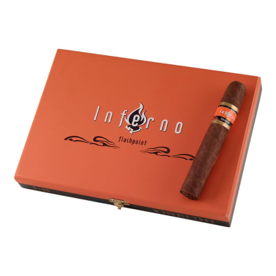 Inferno Flashpoint Double Toro - CI-INP-DTORN