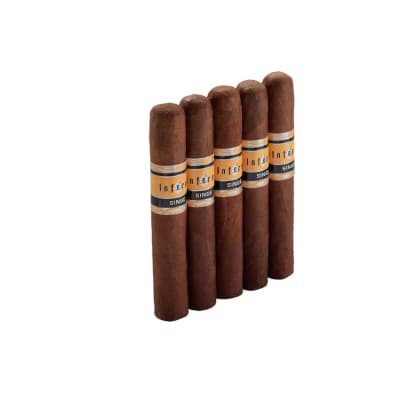 Inferno Singe Robusto 5 Pack-CI-ISI-ROBN5PK - 400