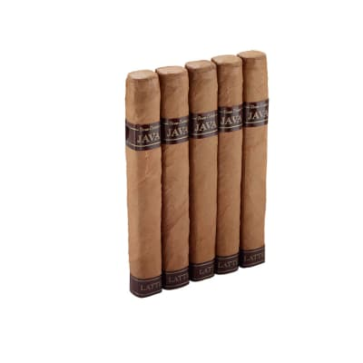 Java Latte Robusto 5 Pack - CI-JAC-ROBN5PK