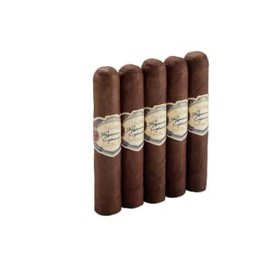 Jaime Garcia Reserva Especial Petit Robusto 5 Pack-CI-JAG-PETM5PK - 400
