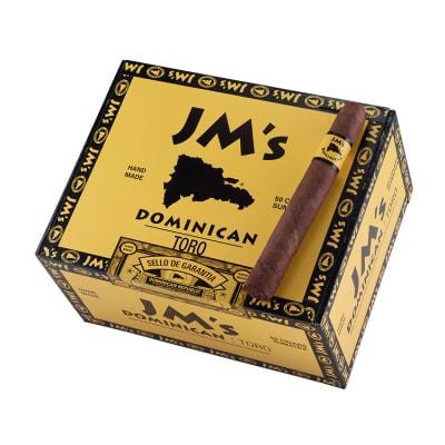 JM's Dominican Sumatra Toro-CI-JMD-TORN - 400