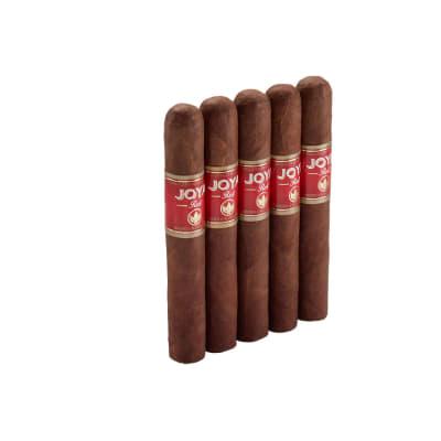 Joya Red Robusto 5 Pack-CI-JOR-ROBN5PK - 400